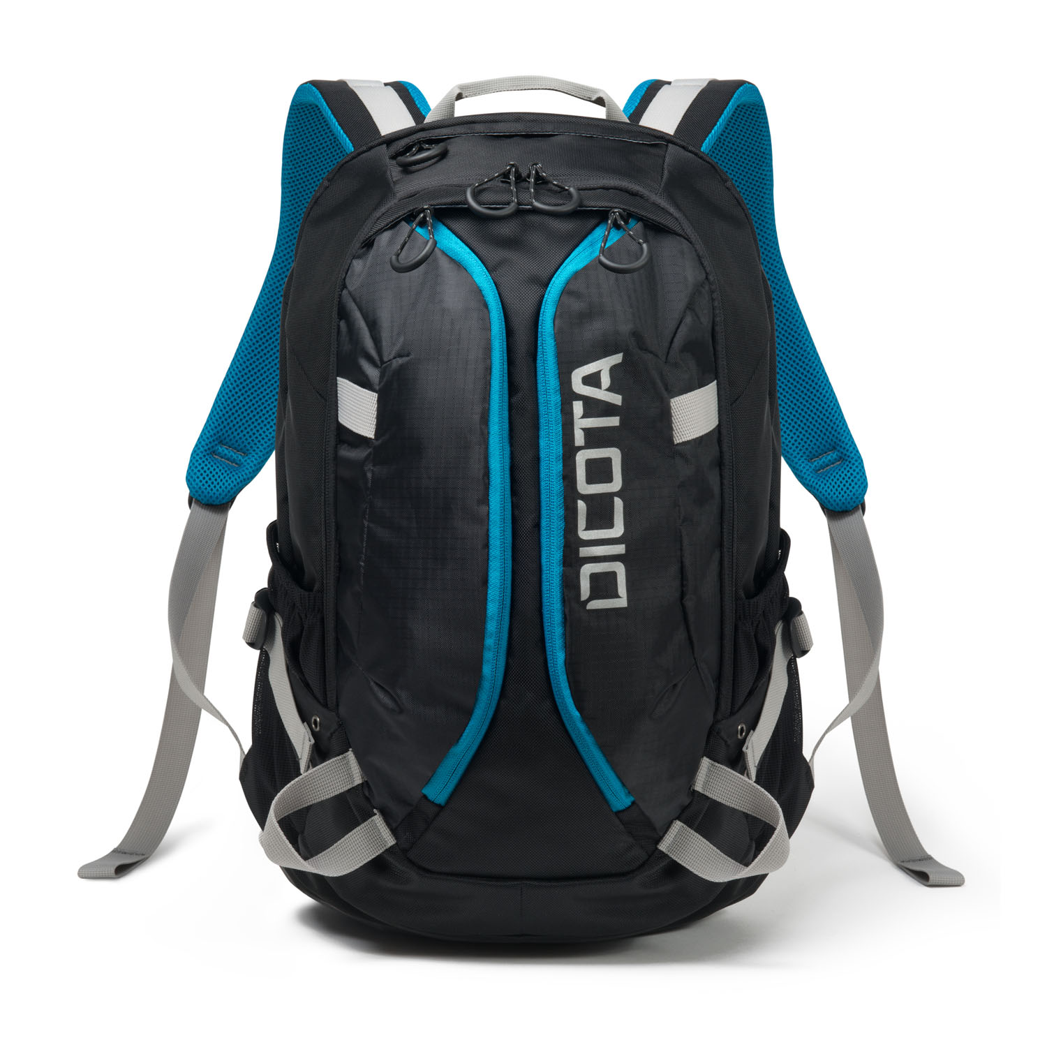 Dicota Backpack Active XL 15-17.3 black/blue
