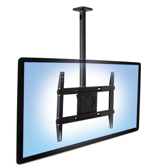 """ERGOTRON Neo-Flex® Ceiling Mount, stropní držák pro obrazovky 32""""–65"""""""