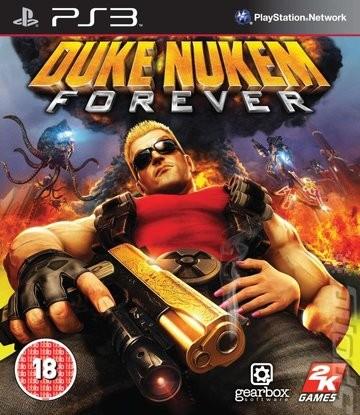 PS3 - Duke Nukem Forever