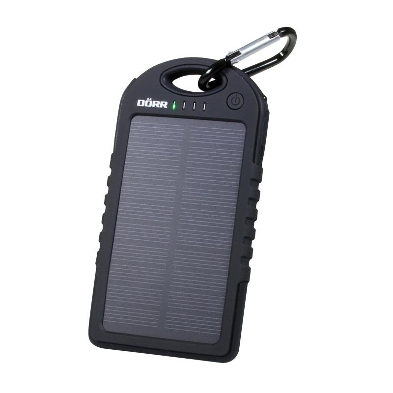 Doerr SOLAR PowerBank SC-5000 Black