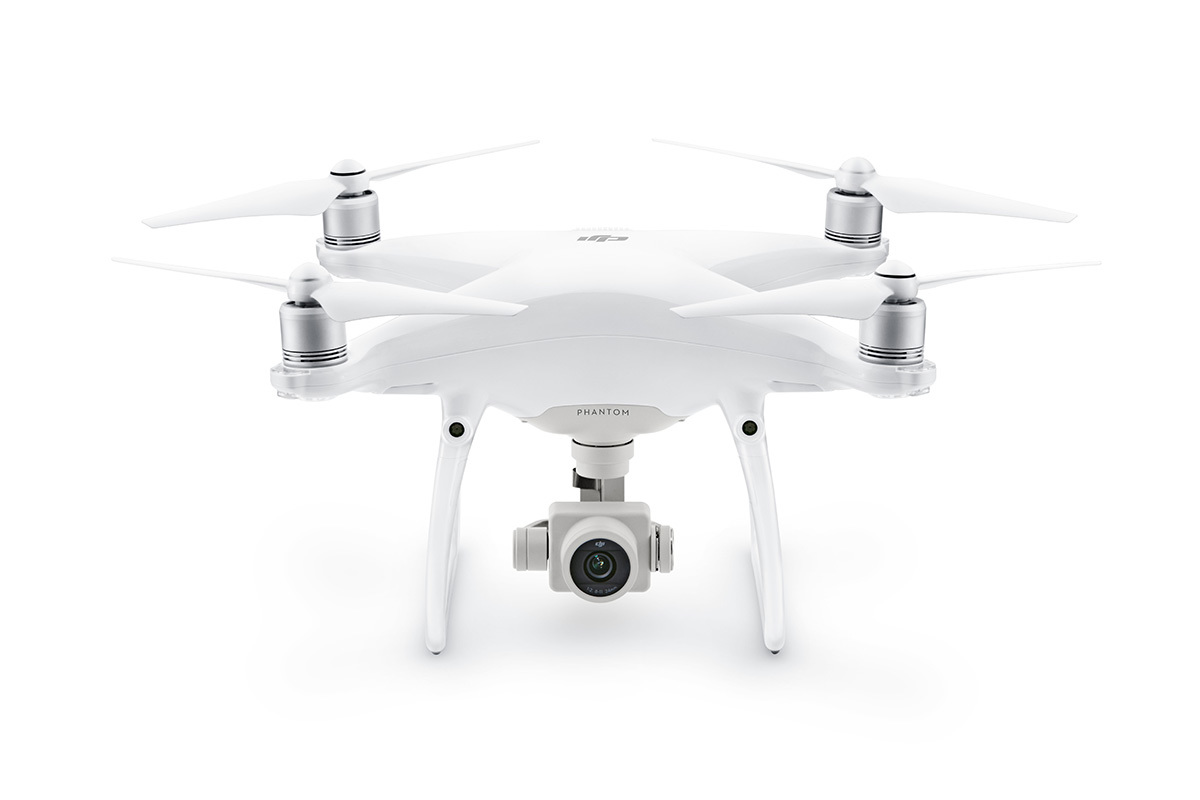 DJI kvadrokoptéra - dron, Phantom 4 Pro+ , 4K Ultra HD kamera