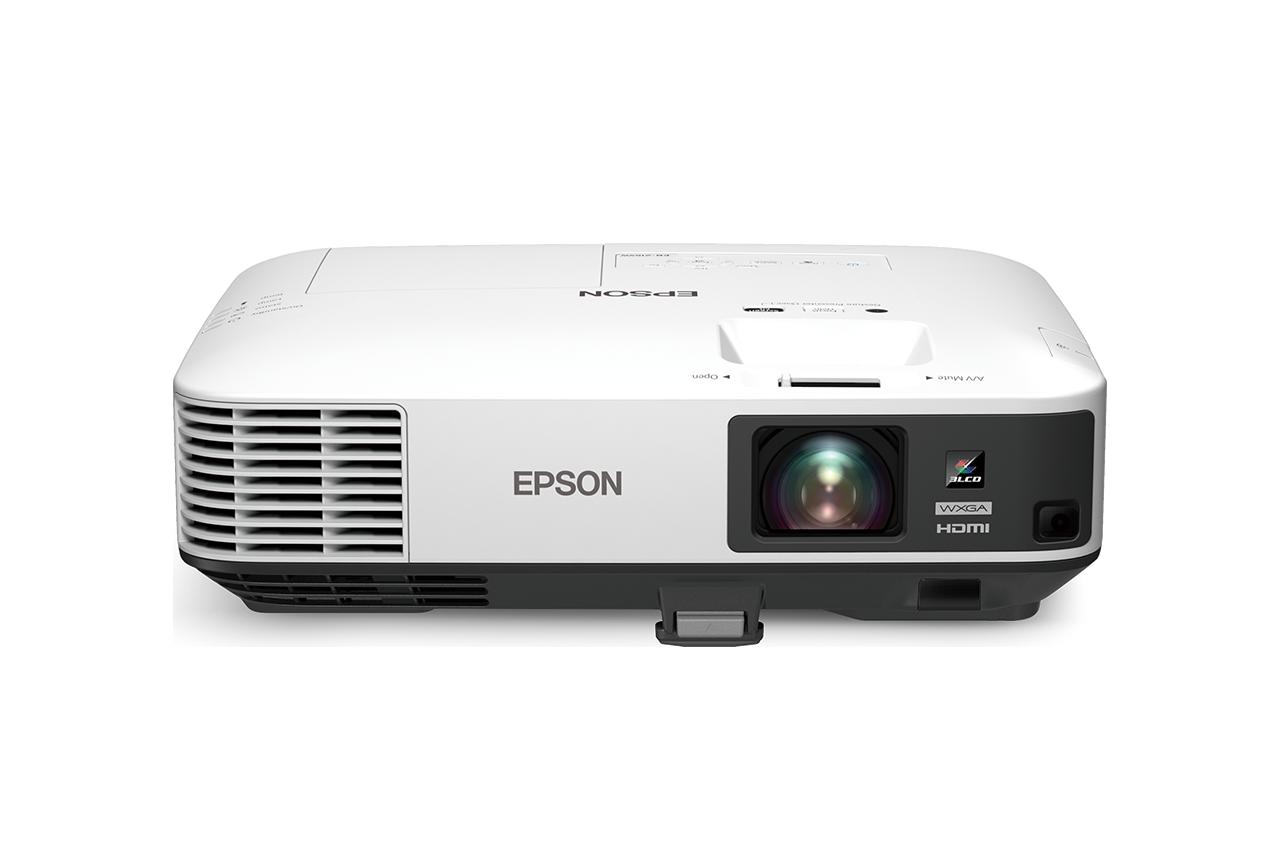 3LCD EPSON EB-2165W WXGA 5500 Ansi 15000:1