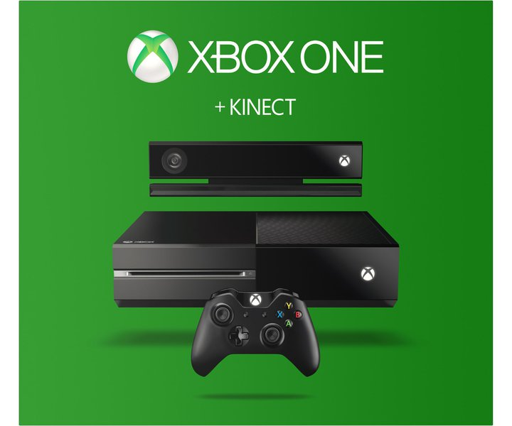 XBOX ONE 500GB Kinect Bundle