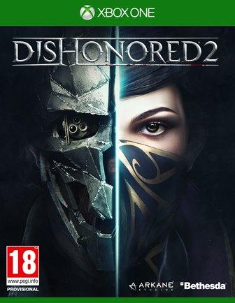 Bethesda Softworks XBox One hra Dishonored 2