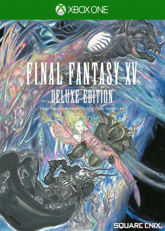 XOne - Final Fantasy XV Deluxe Edition