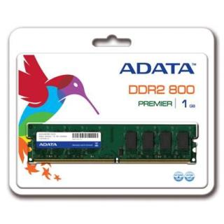 ADATA 1GB 800MHz DDR2 CL5 DIMM 1.8V