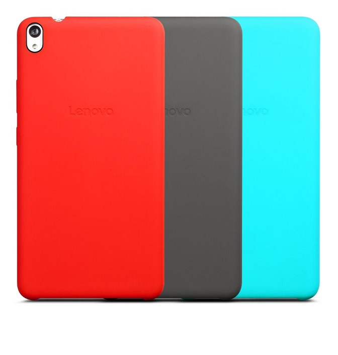 Lenovo PHAB basic back cover, čirý