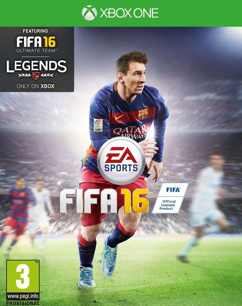 XBOX ONE - FIFA 16 - AKCE!