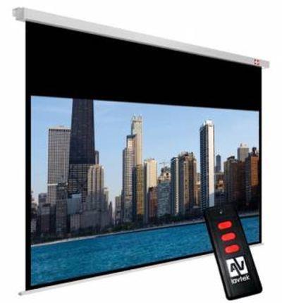 Avtek elektrické plátno Cinema Electric 300P (300 x 227.5 cm) - 16:9