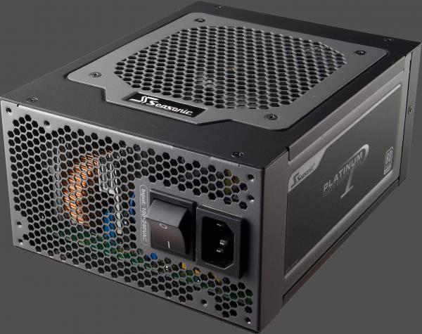 SEASONIC zdroj 660W P-660 (SS-660XP2) 80+ Platinum, RETAIL