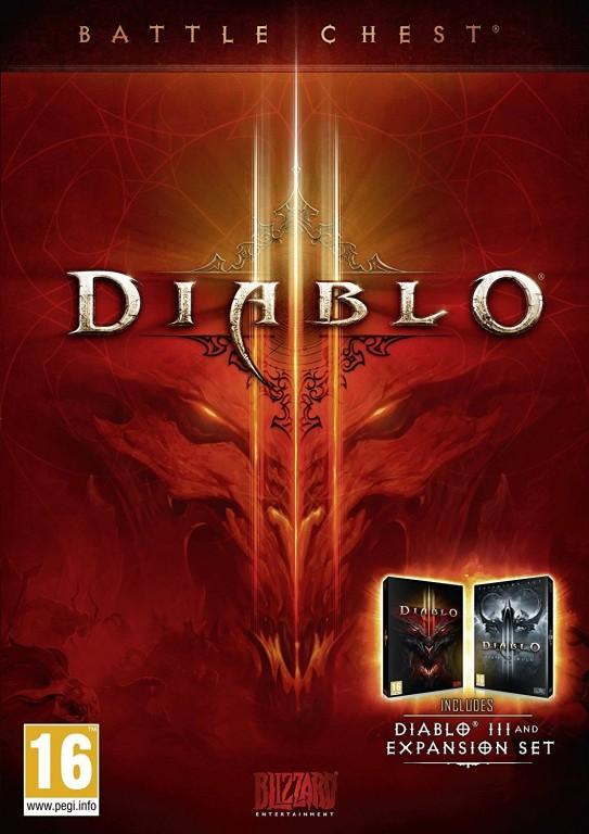 PC CD - Diablo 3 Battle Chest