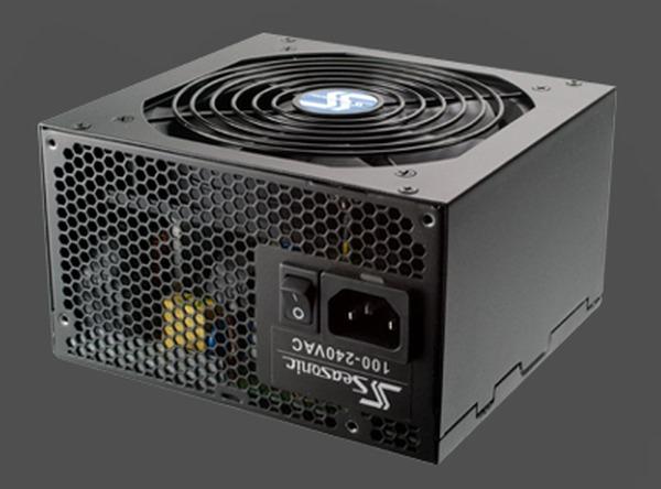 SEASONIC zdroj 520W S12II-520W (SS-520GB F3), 80+ Bronze