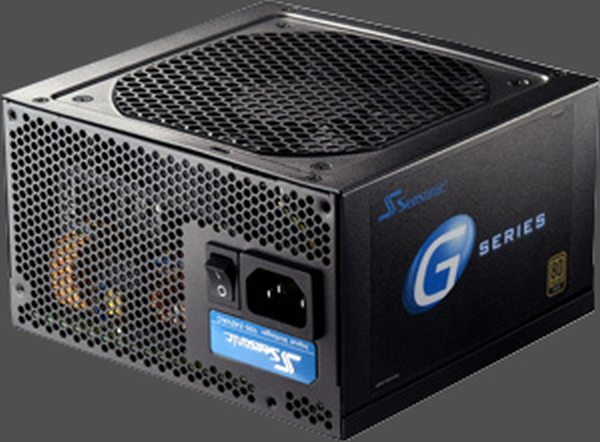 SEASONIC zdroj 450W G-450 (SSR-450RM) 80+ GOLD, cable management, retail