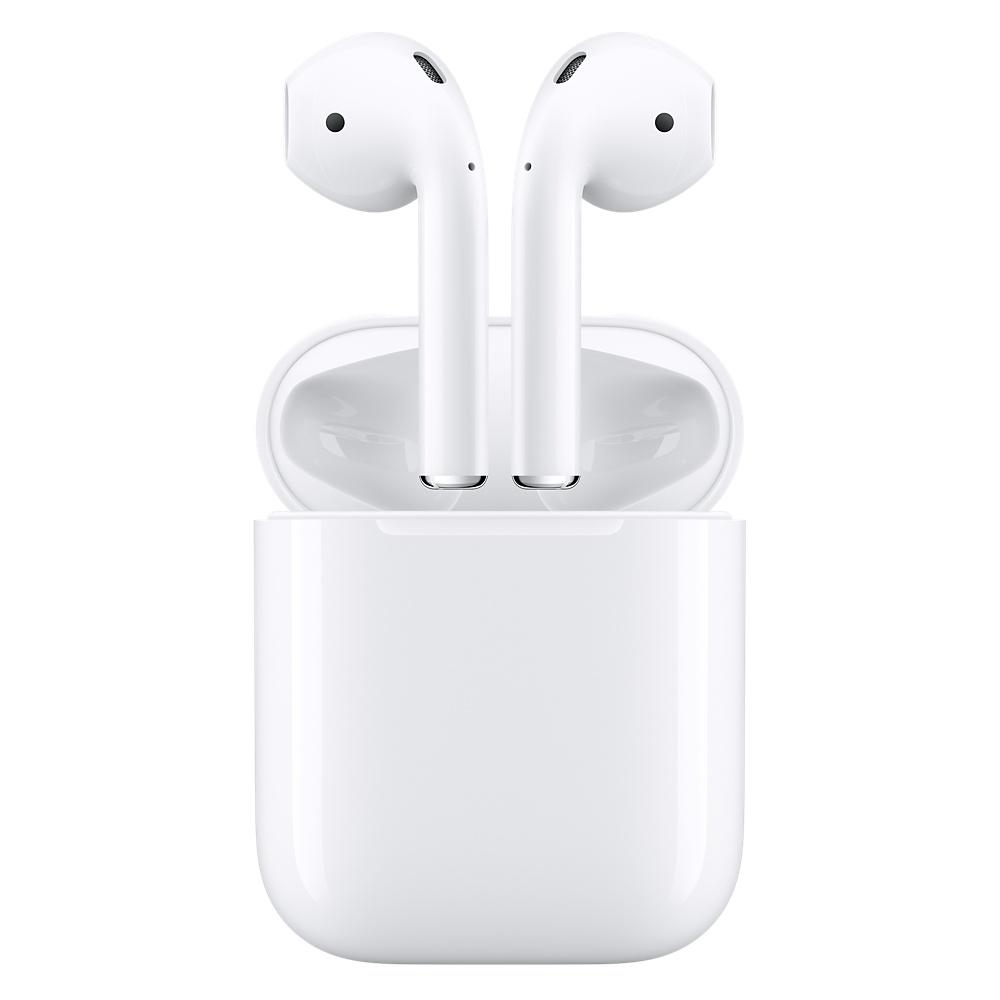 Apple AirPods - bezdrátová sluchátka do uší bílá