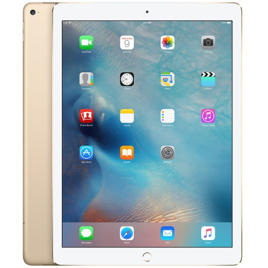 iPad Pro Wi-fi+Cell 256GB Gold