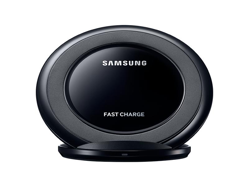 Samsung Bezdratova nabíječka se stojankem černá