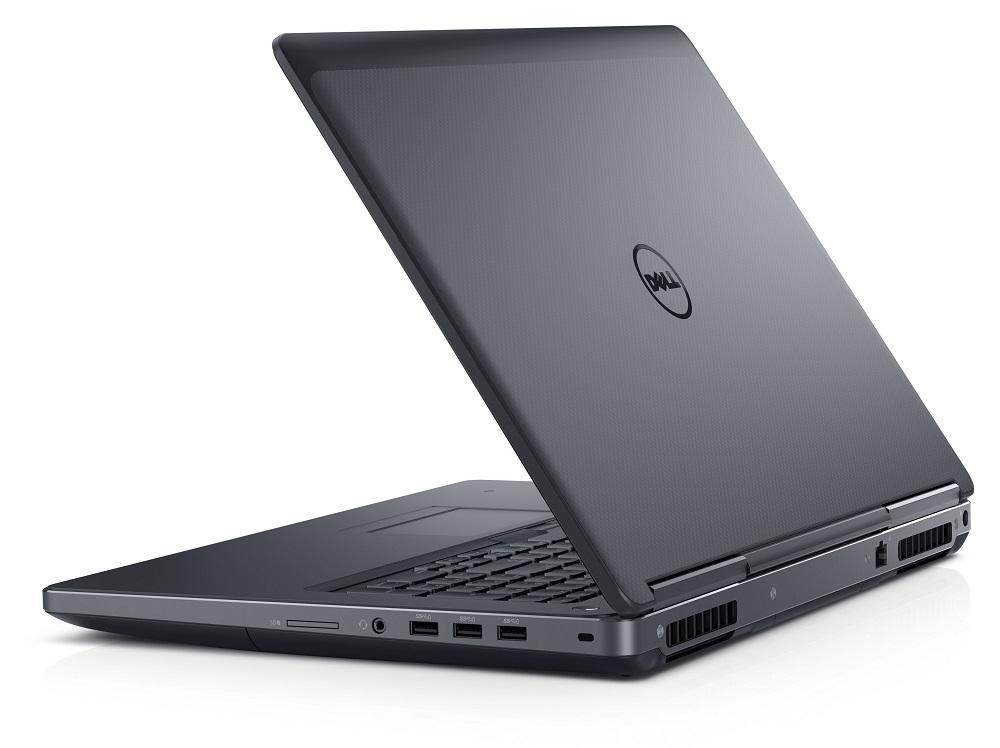 Dell Precision 17 M7710 FHD i7-6920HQ/16G/256GB SSD + 1TB/M4000M/HDMI/mDP/USB/RJ45/W7+W10Pro/3NBD