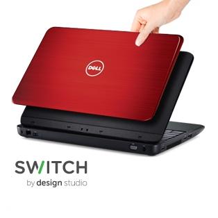 """Dell odjímatný kryt pro Queen 15"""" Fire Red"""