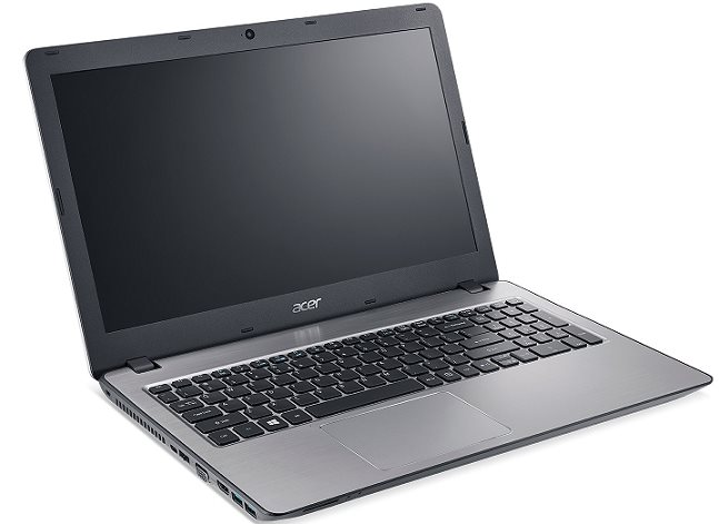 "Acer Aspire F 15 (F5-573G-570L) i5-6200U/8GB+N/8GB SSD+1TB HDD+N/DVDRW/940MX 4GB/15.6"" FHD lesklý/W10 Home/Silver"
