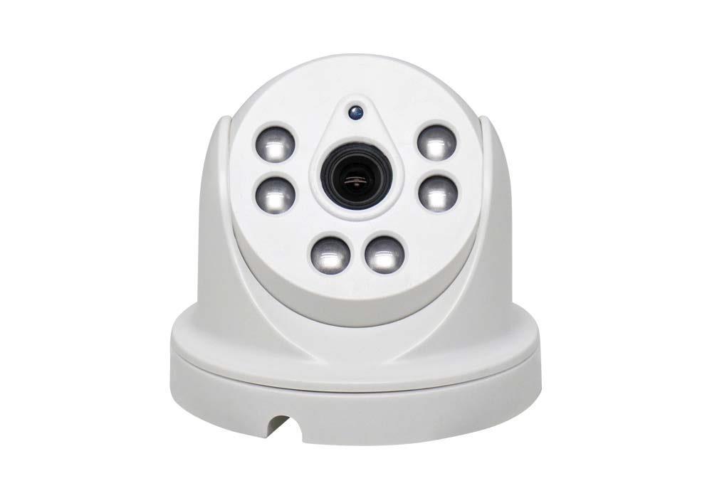 8level AHD camera 1MP AHD-I720-363-3 BNC 3.6mm 720p