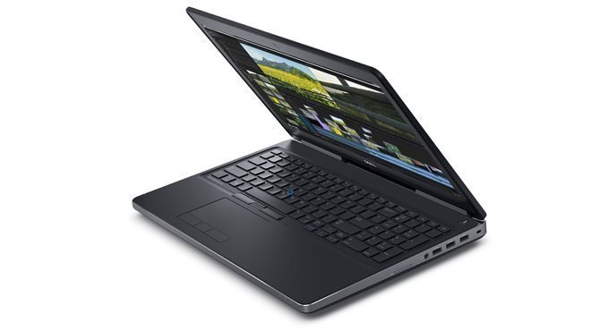 DELL Precison M7510/i7-6820HQ/8GB/512GB/1TB/M1000M w 2GB/LTE/Win 10 PRO/ 3 Yrs PS - rozbalen