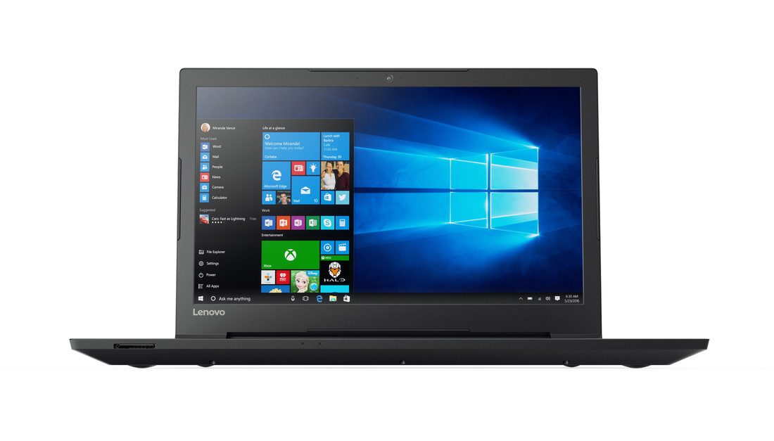 Lenovo V110 15.6HD/i3-6006U/1TB/8GB/AMD/DVD/W10