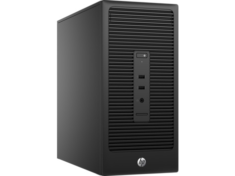 HP 280G2 MT, G4400, 1x4 GB, HDD 500 GB, Intel HD, usb klávesnice a myš , DVDRW, Win10Home