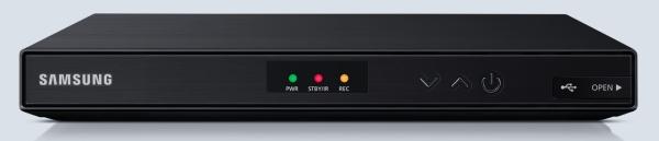 SAMSUNG DVB-S2+S2 HD přijímač EVO-S/ Full HD/ Skylink ready/ externí disk/ MPEG2/ MPEG4/ HDMI/ USB/ LAN