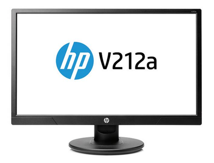"HP V212a 20.7"" 1920x1080/200/5ms/600:1/VGA/DVI-D renew"