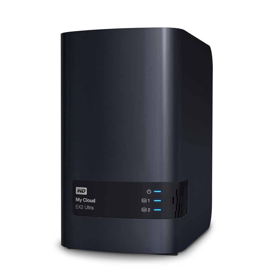 "NAS 3.5"" WD My Cloud EX2 Ultra 6TB NAS LAN"