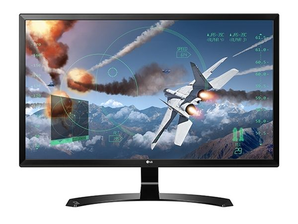 "LG MT IPS LCD LED 23,8"" 24UD58 - IPS panel, 4k, 3840x2160, 2xHDMI, DP"