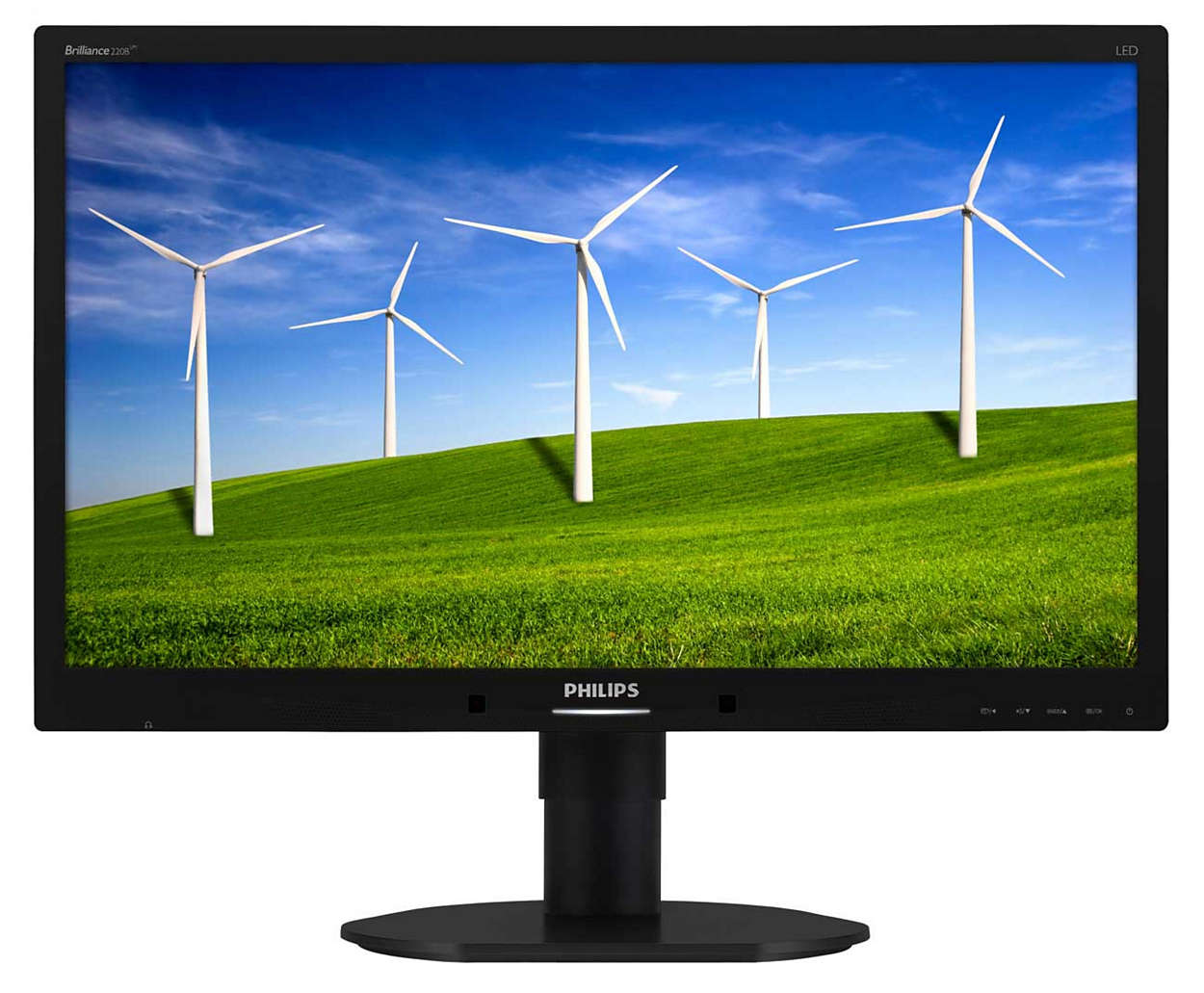 "22"" LED Philips 220B4LPYCB-1680x1050,DP,piv,rep"