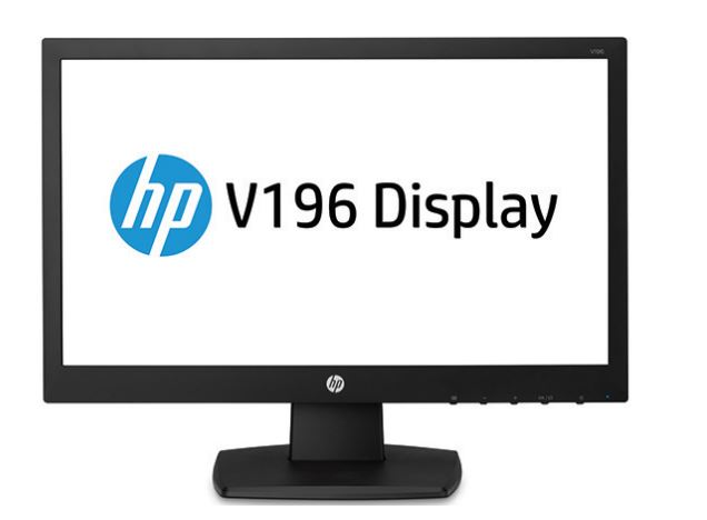 "HP V196 18,5""LED 1366x768/200/600:1/VGA/DVI-D/5ms renew"