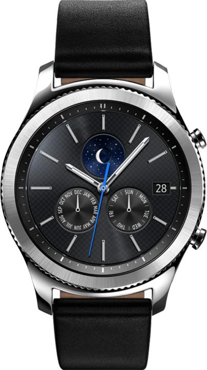 SAMSUNG Gear S3 classic, Silver