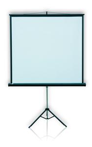 2x3 ETP1014/43 POP přenosné promítací plátno 114x153 (povrch 108x147)