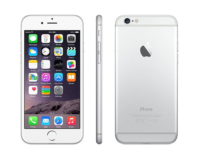RFBD Apple iPhone 6 64GB - stříbrný