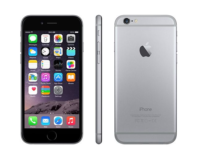 RFBD Apple iPhone 6 64GB - šedý