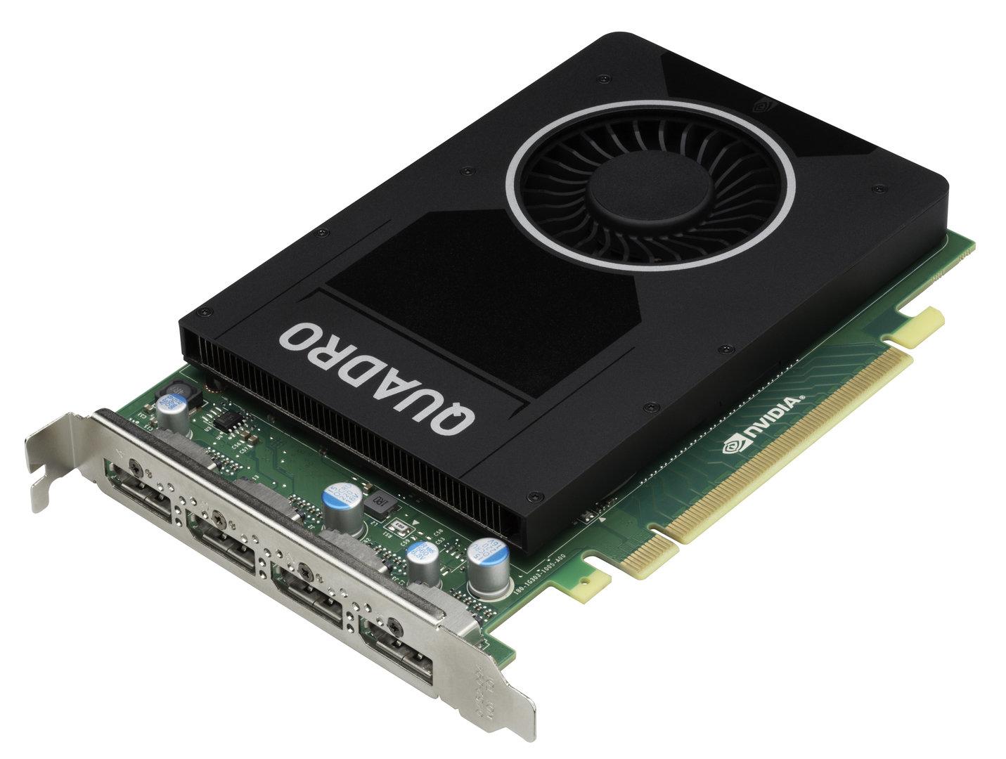 NVIDIA Quadro M2000 4GB