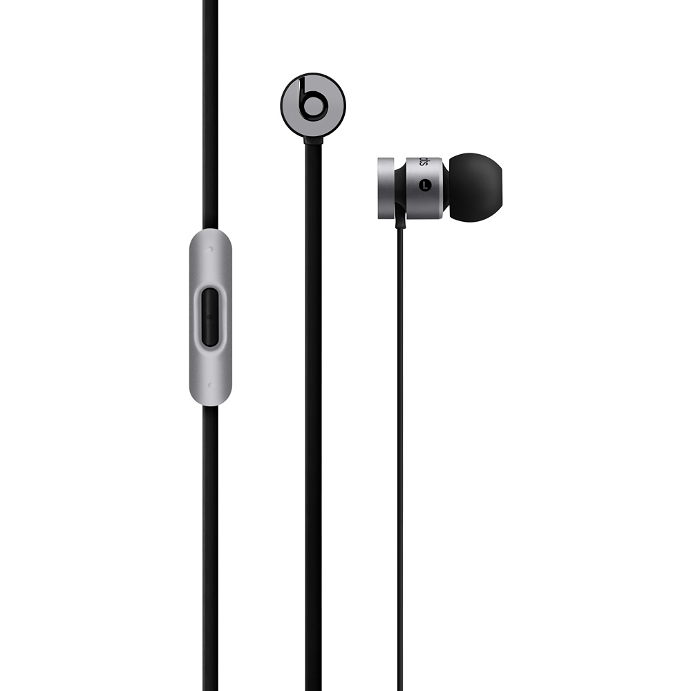 Apple Beats by Dr. Dre urBeats In-Ear Headphones - Space Gray