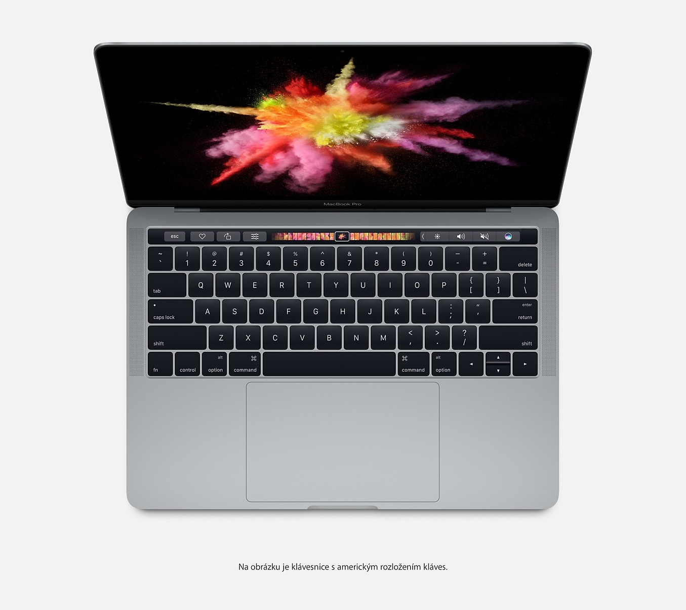 "Apple MacBook Pro 13,3"" Touch Bar/IPS Retina 2560x1600/DC i5 2.9-3.3GHz/8GB/512GB_SSD/Iris 550/CZ/Space Gray"
