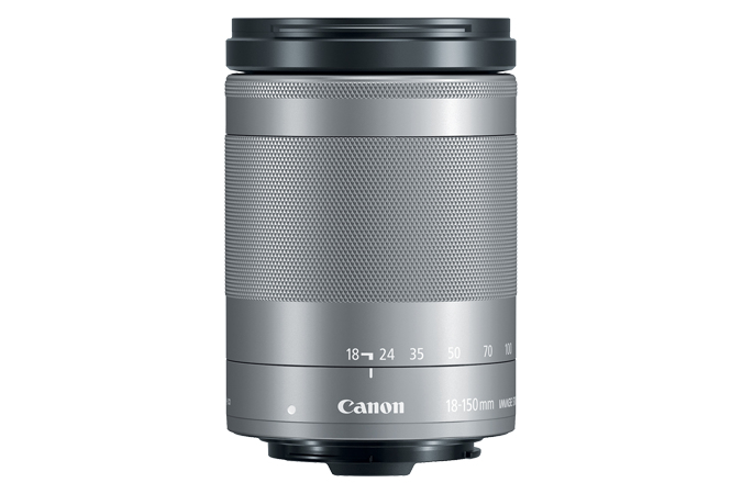 Canon EF-M 18-150mm f/3.5-6.3 IS STM Silver - SELEKCE SIP
