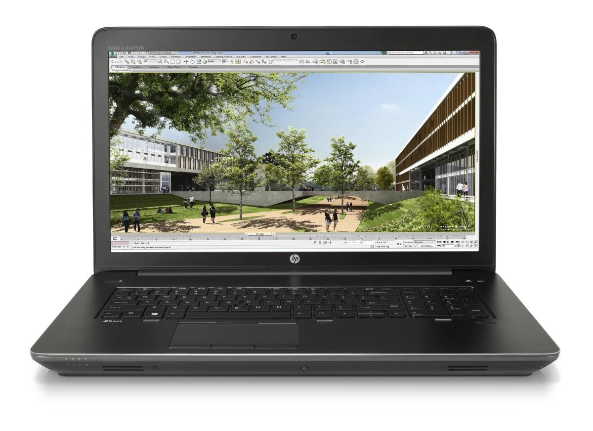 HP ZBook 17 G3 i7-6700HQ/256GB Z Turbo Drive PCIe/2x4GB DDR4/17,3'' FHD/Quadro M2000M/Win 10 Pro