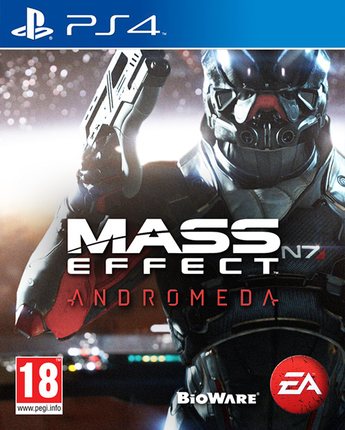 PS4 - Mass Effect Andromeda