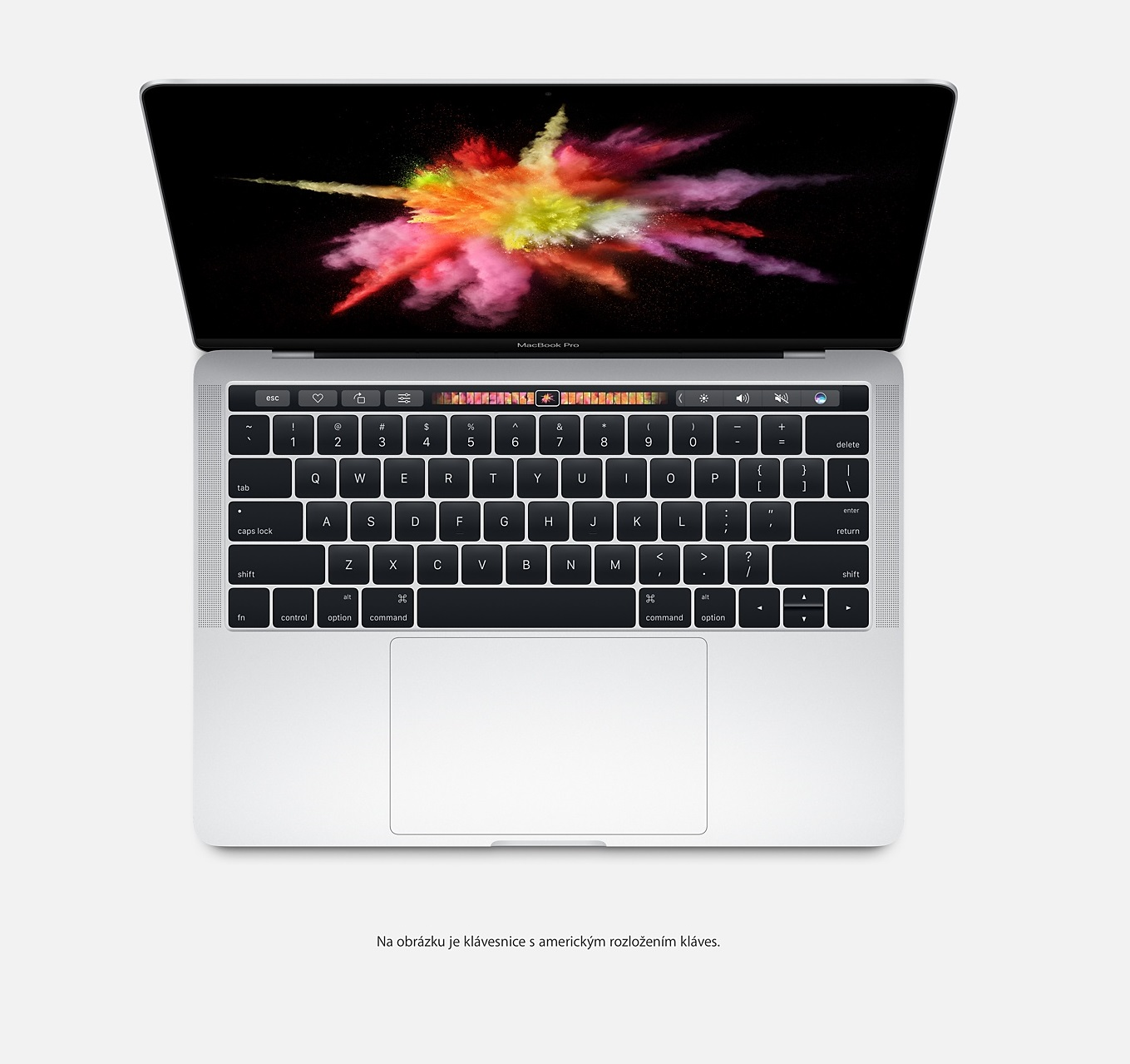 "Apple MacBook Pro 13,3"" Touch Bar/IPS Retina 2560x1600/DC i5 2.9-3.3GHz/8GB/256GB_SSD/Iris 550/CZ/Silver"