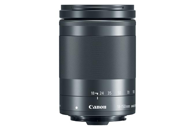 Canon EF-M 18-150mm f/3.5-6.3 IS STM Black - SELEKCE SIP