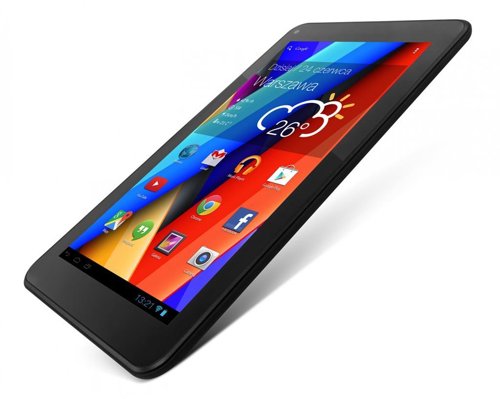 Lark FreeMe X4 7 HD Black, 7'' TN, 1GHz, 8GB, 512MB RAM, Android 4.4, černý