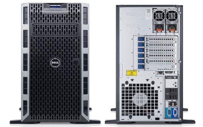 DELL PE T430/E5-2620 v4/2x8GB/2x300GB/3Yrs NBD/ rozbalen
