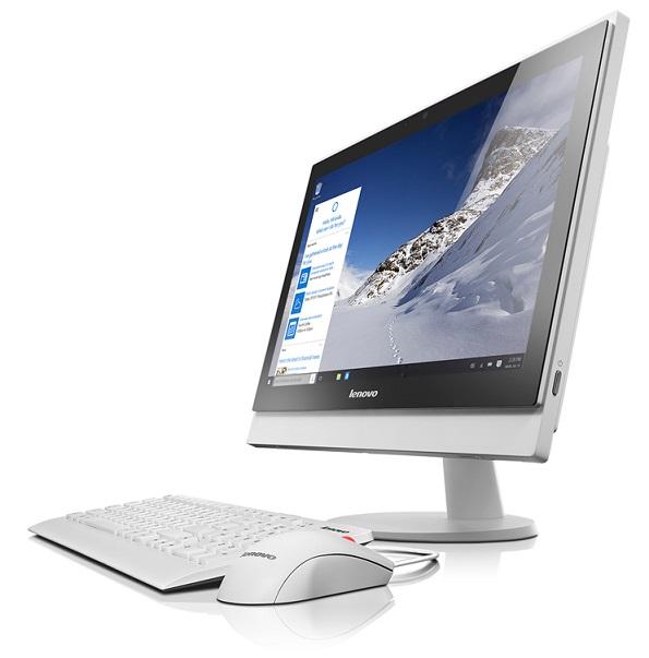 "Lenovo AIO SMB S400Z 21,5"" FHD/i5-6200U/4GB/8GB+1TB SSHD/HD Graphics/DVD-RW/WebCam/Win10"
