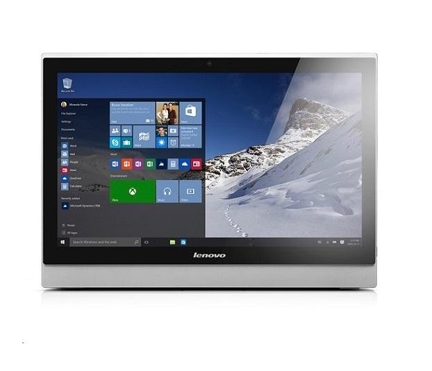 "Lenovo AIO SMB S500z 23"" FHD/i3-6100U/4GB/192GB SSD/HD Graphics/DVD-RW/WebCam/Win7PRO+Win10PRO"