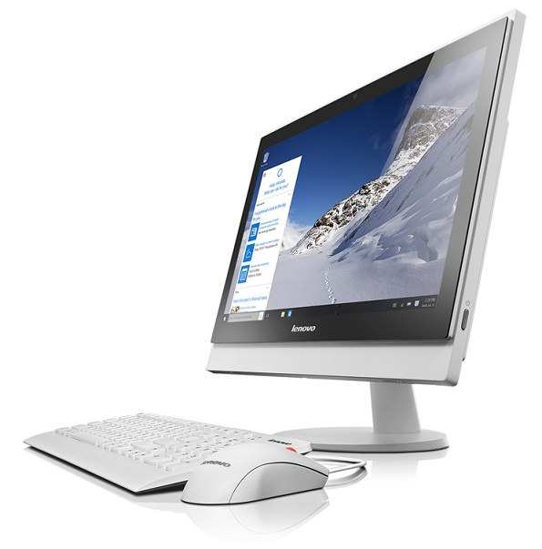"Lenovo AIO SMB S400Z 21,5"" FHD/4405U/4GB/500GB/HD Graphics/DVD-RW/WebCam/Win7PRO+Win10PRO"